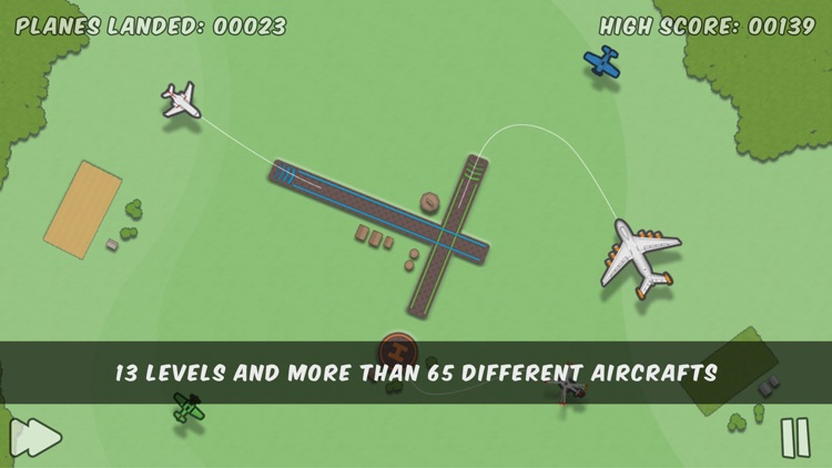 Planes Control - Land & Fight screenshot-3