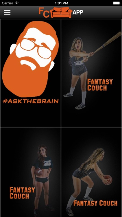 Fantasy Couch