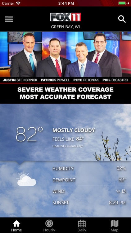 FOX 11 Weather screenshot-0