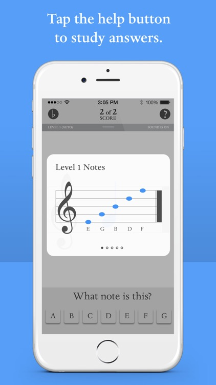 Learn to read music notes screenshot-4