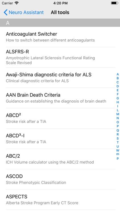 Neuro Assistant screenshot-7