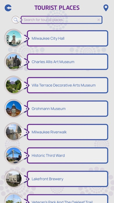 Milwaukee City Guide screenshot 3