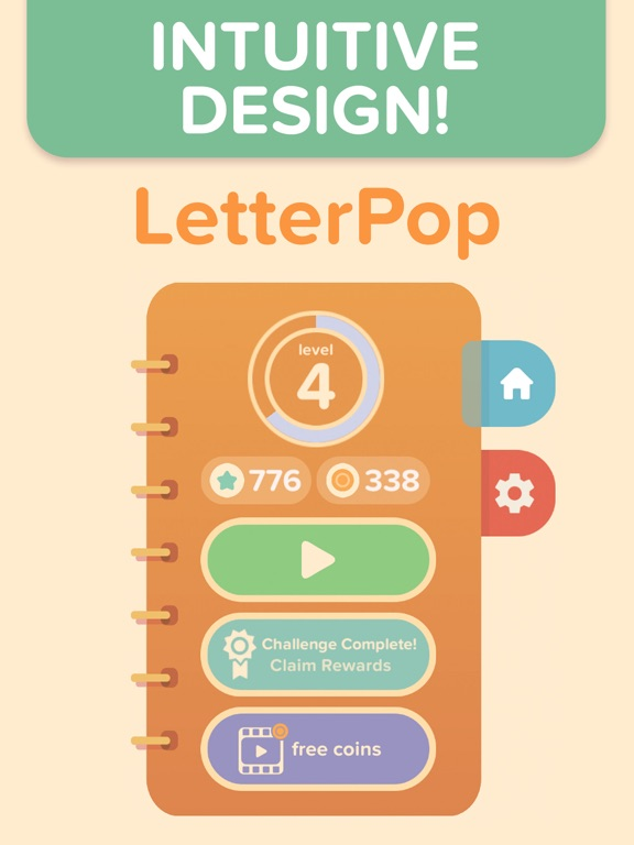 LetterPop - Word Game screenshot 8