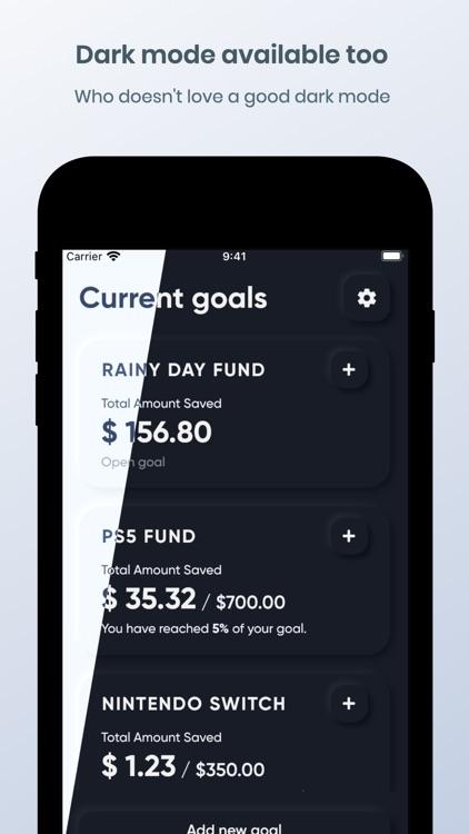 Reify - Achieve Saving Goals screenshot-3