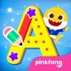 Pinkfong はじめてのなぞり書き - iPadアプリ