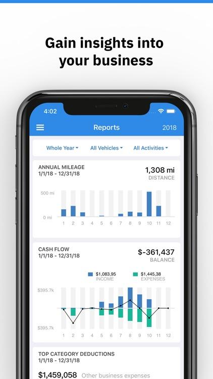 TripLog Mileage & Gas Tracker screenshot-8