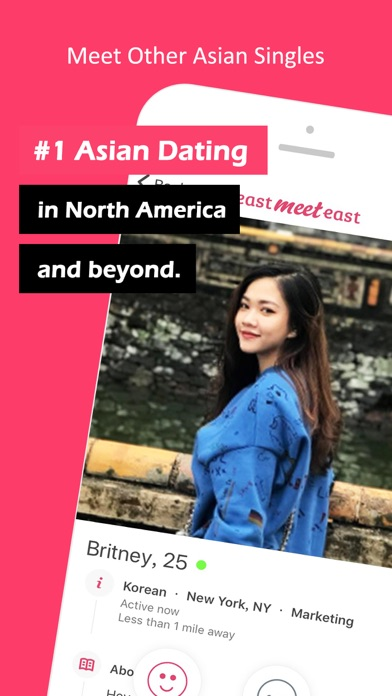 download EastMeetEast - #1 Asian Dating