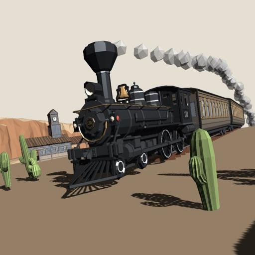 Railroad Dash 3D