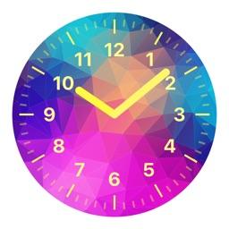 Clock Widget Home Screen Clock