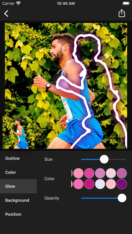 Outline Photo Effect - Edge Fx screenshot-5