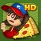 App Icon for Papa's Pizzeria HD App in Brazil IOS App Store
