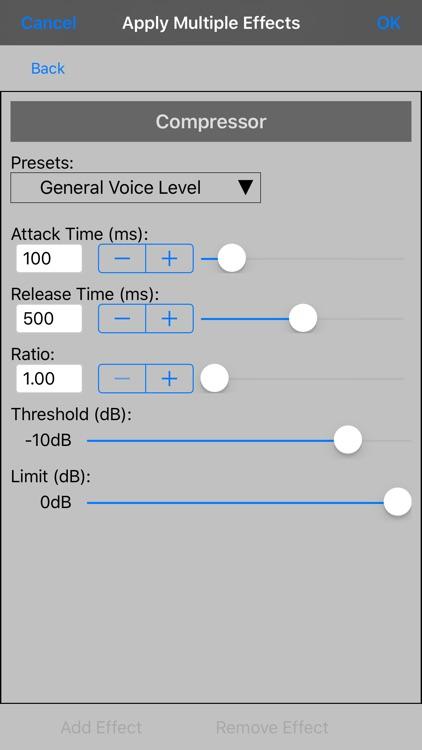 MixPad Master's Edition screenshot-4