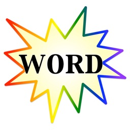 1 word stickers!