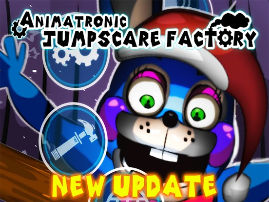 Animatronic Jumpscare Factory на iPad