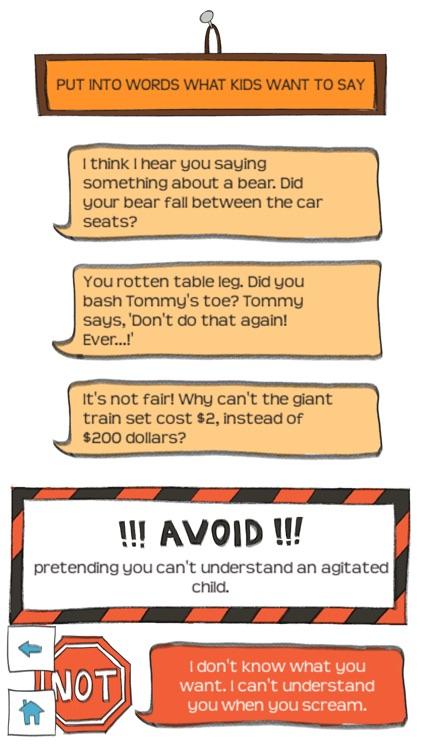 HOW TO TALK: Parenting Tips screenshot-6