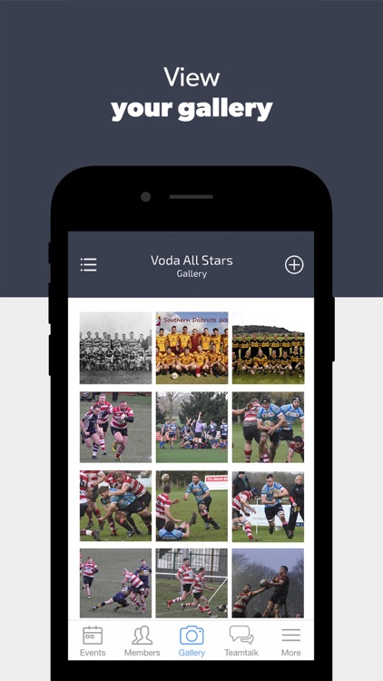 Teamer - Sports Team App screenshot-4
