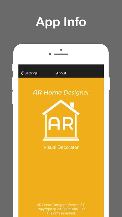 AR Home Designer screenshot-5
