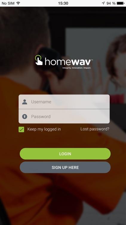 HomeWAV