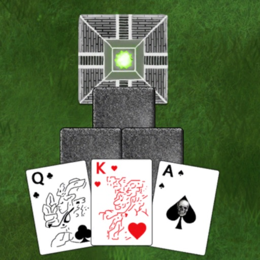 Solitaire: Three Magic Towers