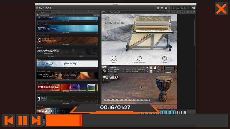 Kontakt 6 Beginners Guide 101 screenshot-3