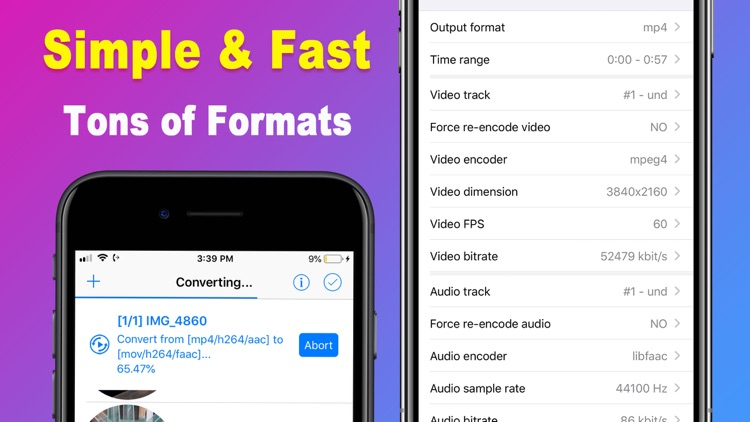YT MP4 Video to MP3 Converter