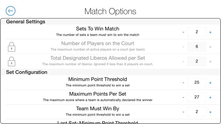 A Volleyball Scoreboard screenshot-4