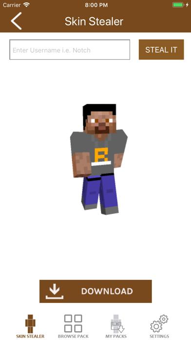 Skin Packs for Minecraft PE-6