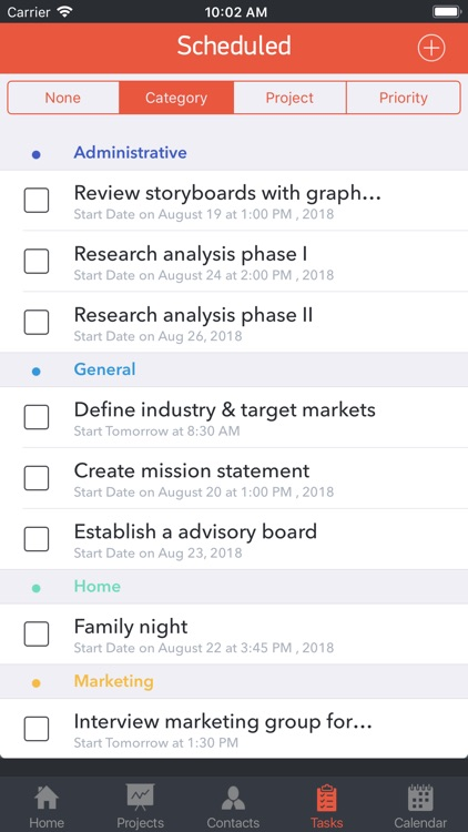 Task Office lite: to-do list screenshot-8