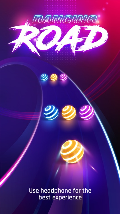 Dancing Road: Color Ball Run! screenshot-5