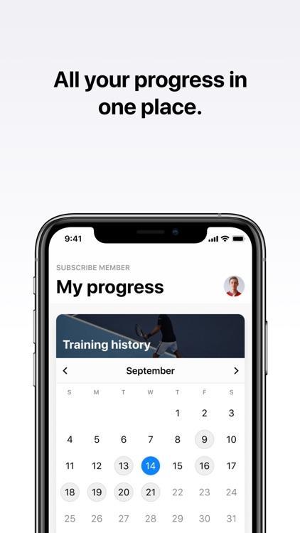 Apeak Tennis screenshot-7