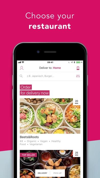 app eten bezorgen