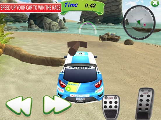 Racing Water Surfing Car screenshot 6