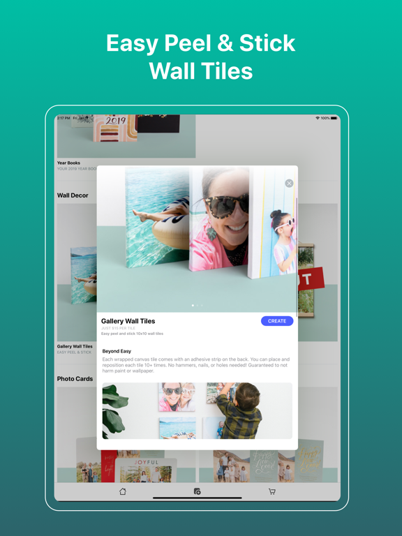 Chatbooks - Creates Photo Books, Albums, & Prints screenshot