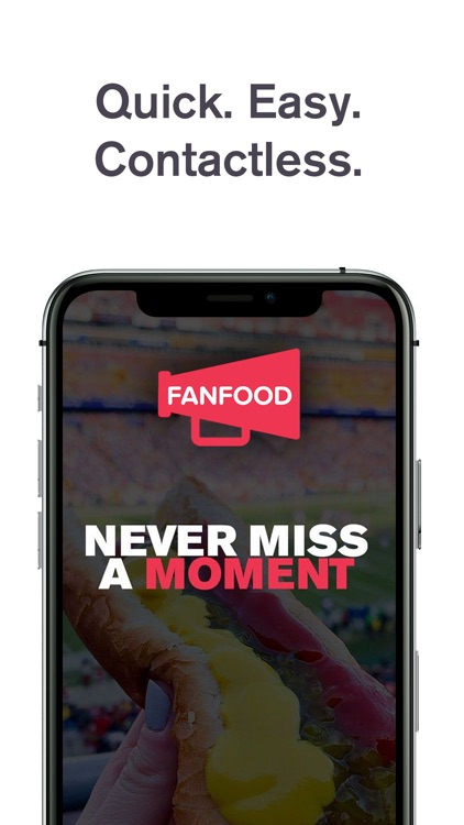FanFood App
