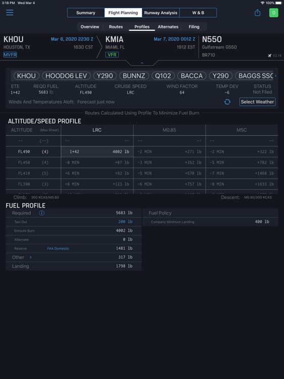 iPreFlight Genesis screenshot-3