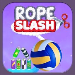 Rope Splash Rescue Puzzle Game