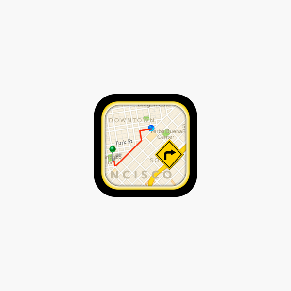 GPS Driving Route® on the App Store