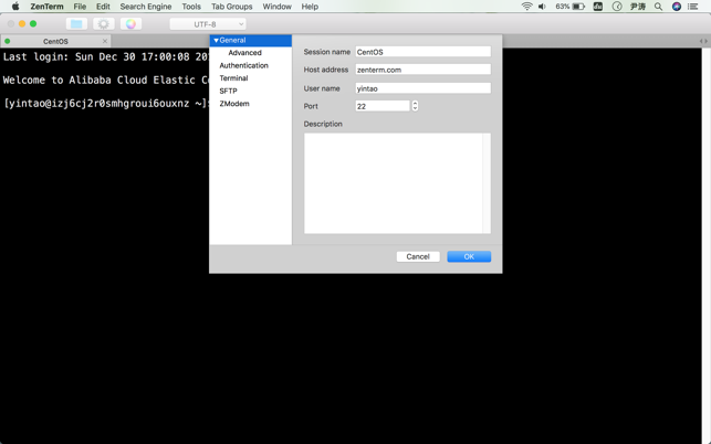 Zen Term Lite - SSH Client on the Mac App Store