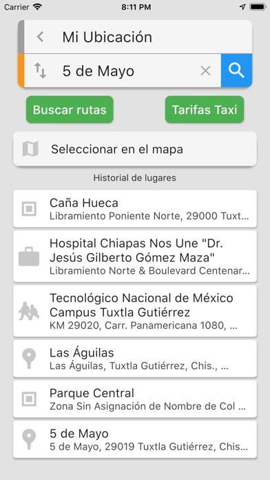 TuxmapaCaptura de pantalla de2