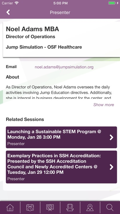 SSH EVENTS screenshot-3
