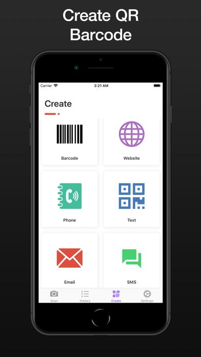 QR Code Reader ٞのおすすめ画像3
