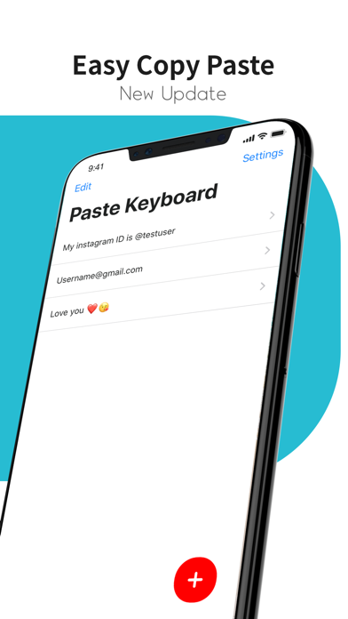 Download Paste Keyboard for Android