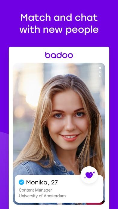 Badoo review screenshots
