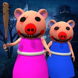 Piggy Haunted House 3D