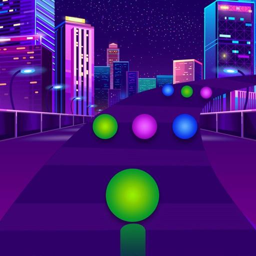 Color Balls Run & Jump