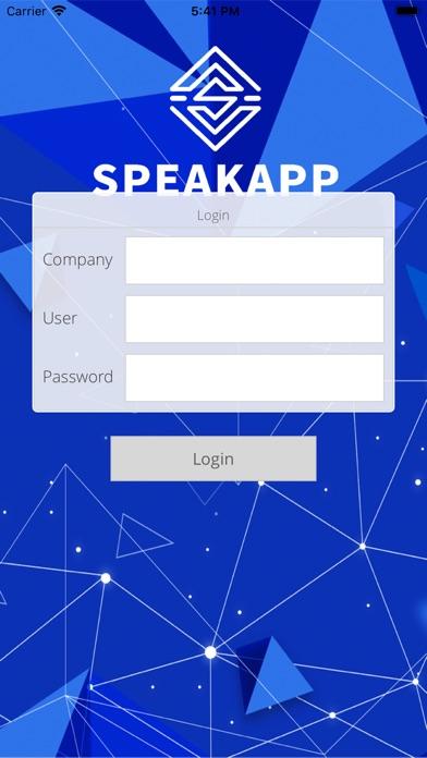 SpeakApp