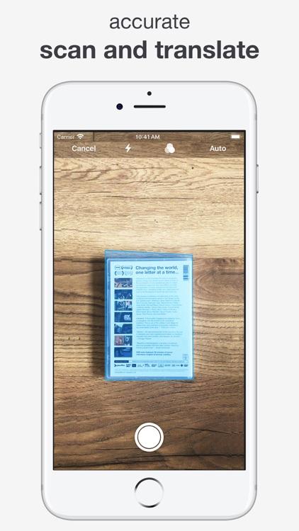 Translation App. screenshot-4