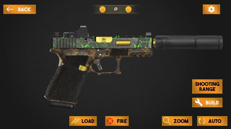 Gun Builder Simulator screenshot-4