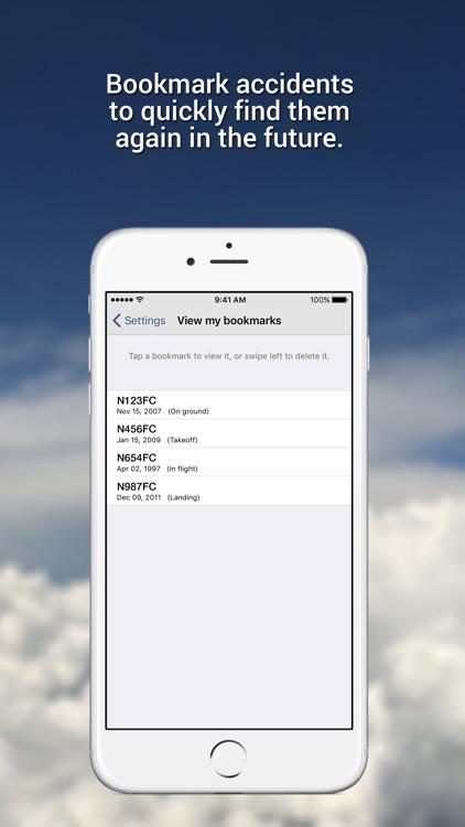 Flight Chain - NTSB Reports screenshot-9