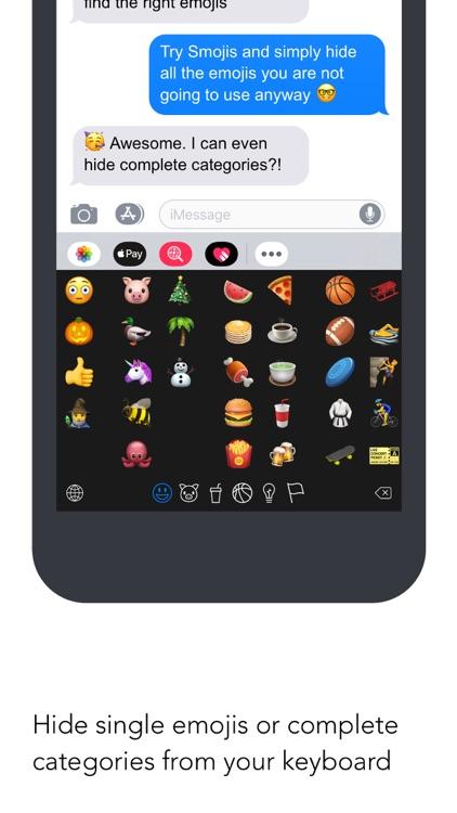 Smojis – The Emoji Keyboard